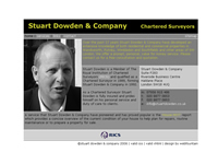 stuart dowden surveyor